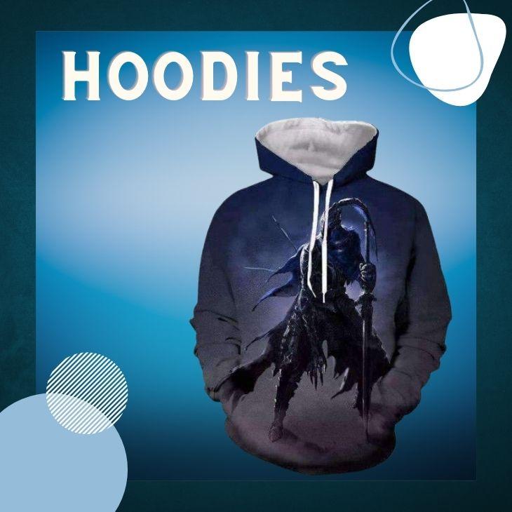 Dark Souls Hoodies - Dark Souls Shop