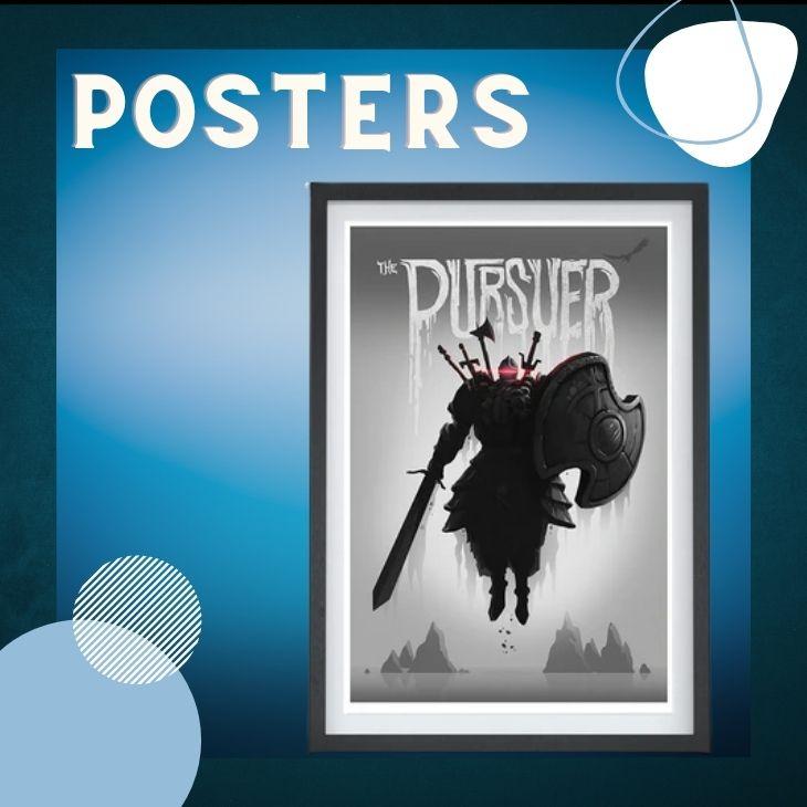 Dark Souls Posters - Dark Souls Shop