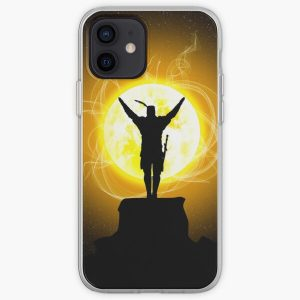 Praise the sun iPhone Soft Case RB0909 product Offical Dark Souls Merch