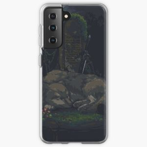 Pixel Sif in Darkroot Garden Samsung Galaxy Soft Case RB0909 product Offical Dark Souls Merch