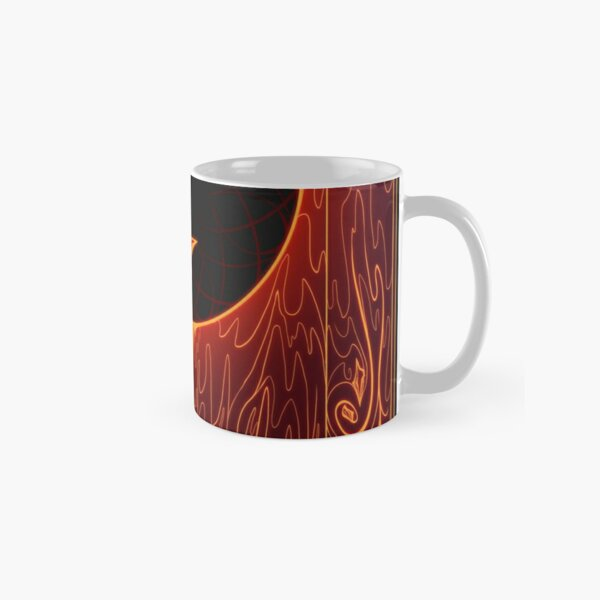Sword of the Eclipsed Sun Classic Mug RB0909 product Offical Dark Souls Merch