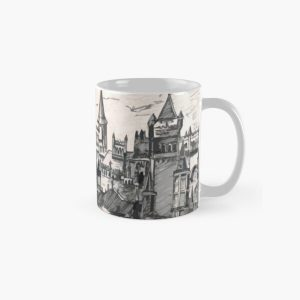Lothric Castle Classic Mug RB0909 product Offical Dark Souls Merch