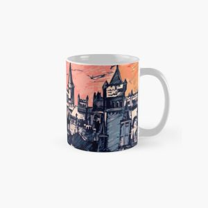 Lothric Castle in a hollow world Classic Mug RB0909 product Offical Dark Souls Merch