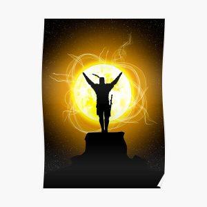 Praise the sun Poster RB0909 product Offical Dark Souls Merch