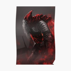 Slave Knight Gael - High Quality Poster RB0909 product Offical Dark Souls Merch