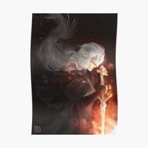 Firekeeper Poster RB0909 product Offical Dark Souls Merch