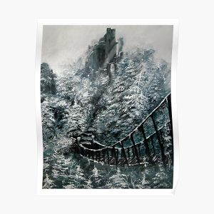 The Painted World Poster RB0909 product Offical Dark Souls Merch