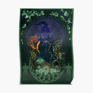 The hornet Poster RB0909 product Offical Dark Souls Merch