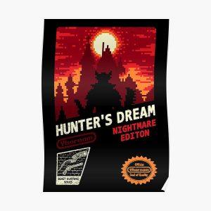 HUNTER'S DREAM Poster RB0909 product Offical Dark Souls Merch
