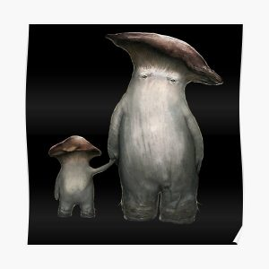 Shroomin  Poster RB0909 product Offical Dark Souls Merch
