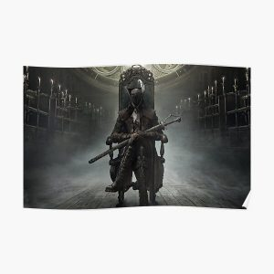 The Old Hunters Poster RB0909 product Offical Dark Souls Merch