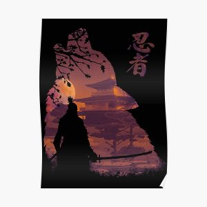 The way of Shinobi Poster RB0909 product Offical Dark Souls Merch