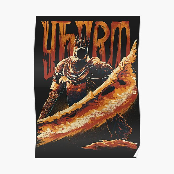 Yhorm the Giant Poster RB0909 product Offical Dark Souls Merch