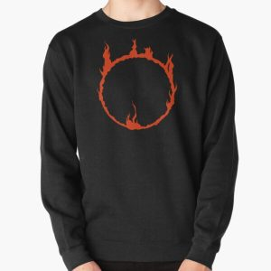 Dark Sign - Red  Pullover Sweatshirt RB0909 product Offical Dark Souls Merch
