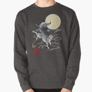The Great Grey Wolf - Sifkami Pullover Sweatshirt RB0909 product Offical Dark Souls Merch