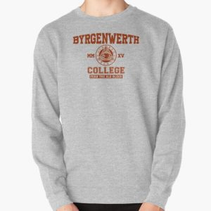 Byrgenwerth College Pullover Sweatshirt RB0909 product Offical Dark Souls Merch