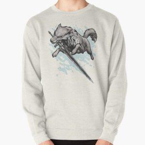 The Swordswolf Pullover Sweatshirt RB0909 product Offical Dark Souls Merch