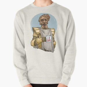 Giant Dad Pullover Sweatshirt RB0909 product Offical Dark Souls Merch