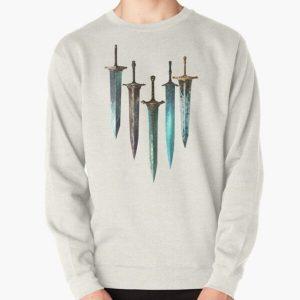Moonlight Sword Pullover Sweatshirt RB0909 product Offical Dark Souls Merch