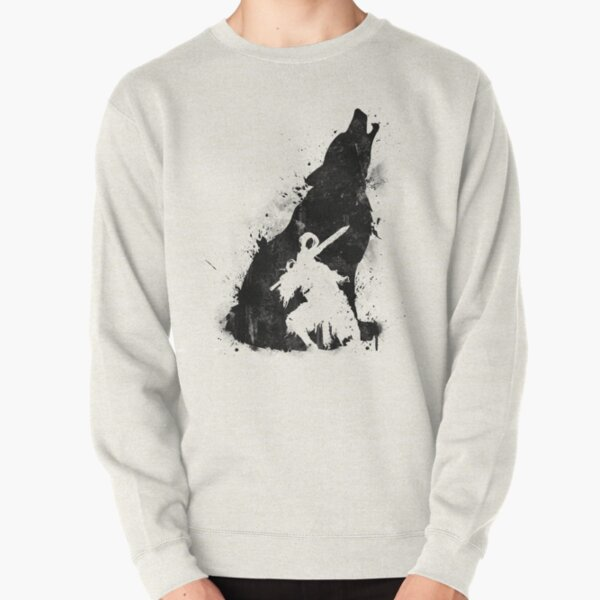 Abyss Warrior VERSION BLACK Pullover Sweatshirt RB0909 product Offical Dark Souls Merch
