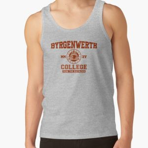 Byrgenwerth College Tank Top RB0909 product Offical Dark Souls Merch