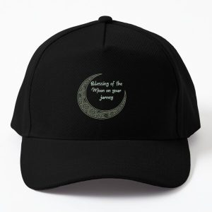 Blessing of the moon on your jurney Baseball Cap RB0909 product Offical Dark Souls Merch