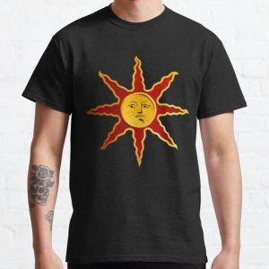 The Sun Classic T-Shirt RB0909 product Offical Dark Souls Merch