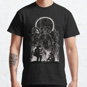 Firelink shrine Classic T-Shirt RB0909 product Offical Dark Souls Merch