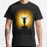 Praise the sun Classic T-Shirt RB0909 product Offical Dark Souls Merch