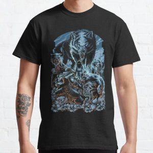 The Greatwolf Classic T-Shirt RB0909 product Offical Dark Souls Merch
