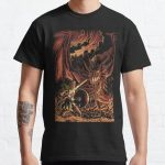 Wyvern's Wrath Classic T-Shirt RB0909 product Offical Dark Souls Merch