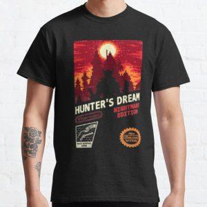 HUNTER'S DREAM Classic T-Shirt RB0909 product Offical Dark Souls Merch
