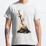 darksouls bonfire  Classic T-Shirt RB0909 product Offical Dark Souls Merch