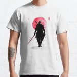 One Armed Wolf Classic T-Shirt RB0909 product Offical Dark Souls Merch