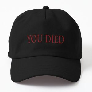 YOU DIED Dad Hat RB0909 product Offical Dark Souls Merch