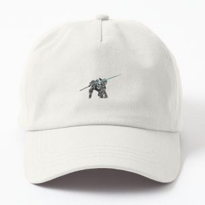Retro Demons Souls Tower Knight Dad Hat RB0909 product Offical Dark Souls Merch