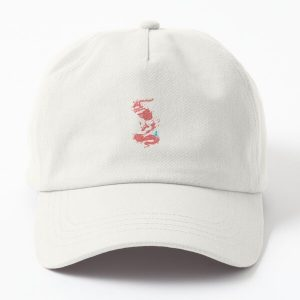 Death Of The Fire Demon Dad Hat RB0909 product Offical Dark Souls Merch