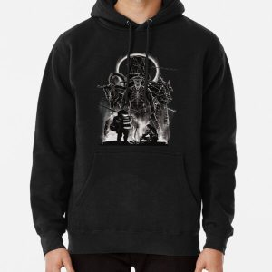 Firelink shrine Pullover Hoodie RB0909 product Offical Dark Souls Merch