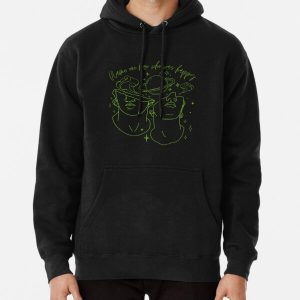 Song of Achilles Poet/Achilles and Patroclus/Name one hero who was happy/Greek Mythology Art/Book Lover Gift Pullover Hoodie RB0909 product Offical Dark Souls Merch