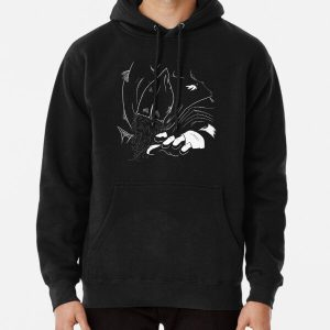 Slave Knight Gael Pullover Hoodie RB0909 product Offical Dark Souls Merch