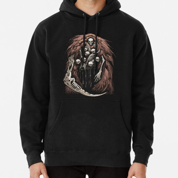 The Gravelord v.2 Pullover Hoodie RB0909 product Offical Dark Souls Merch