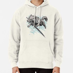 The Swordswolf Pullover Hoodie RB0909 product Offical Dark Souls Merch