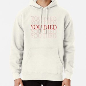 You Died Multi Pullover Hoodie RB0909 product Offical Dark Souls Merch