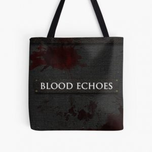 Blood Echoes Bag All Over Print Tote Bag RB0909 product Offical Dark Souls Merch