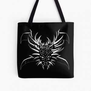 The Gaping Dragon Wings All Over Print Tote Bag RB0909 product Offical Dark Souls Merch
