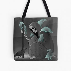crows All Over Print Tote Bag RB0909 product Offical Dark Souls Merch
