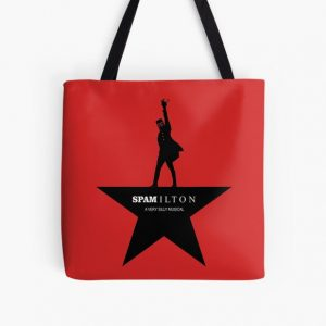 Spamilton All Over Print Tote Bag RB0909 product Offical Dark Souls Merch