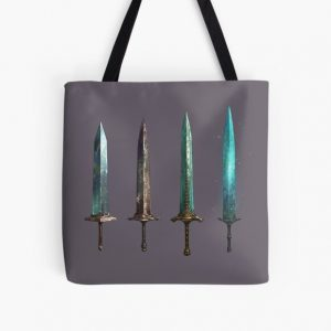 Moonlight Greatswords All Over Print Tote Bag RB0909 product Offical Dark Souls Merch