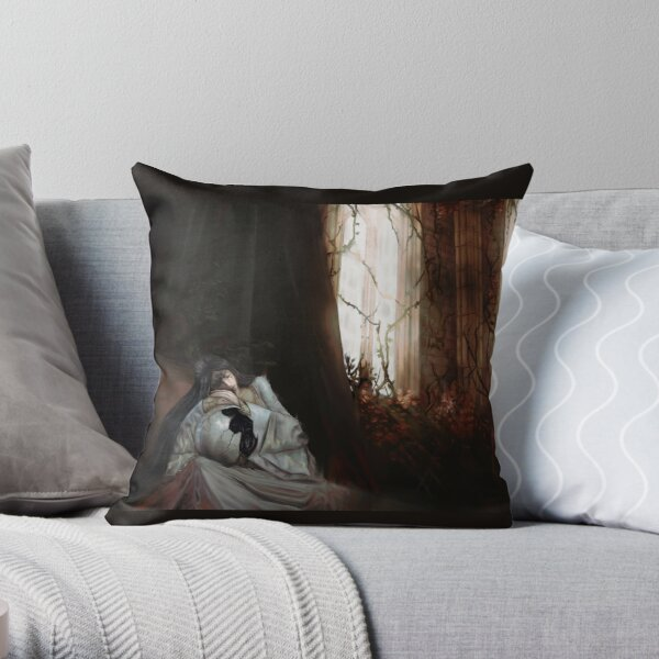 Filianore Throw Pillow RB0909 product Offical Dark Souls Merch
