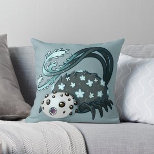 Rom The Vacuous Spider Throw Pillow RB0909 product Offical Dark Souls Merch